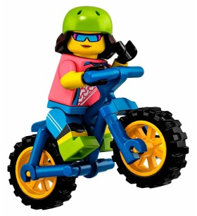 LEGO Seri 19 71025 No:16 Mountain Biker