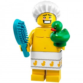 LEGO Seri 19 71025 No:2 Shower Guy