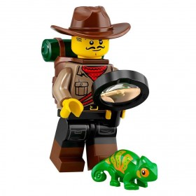 LEGO Seri 19 71025 No:7 Jungle Explorer