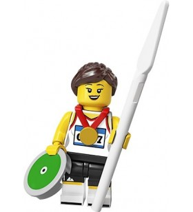 LEGO CMF Seri 20 71027 No:11 Athlete