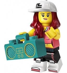 LEGO CMF Seri 20 71027 No:2 Breakdancer