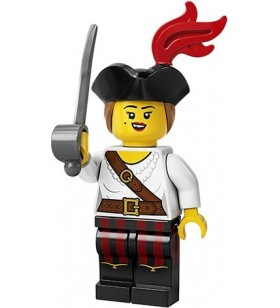 LEGO CMF Seri 20 71027 No:5 Pirate Girl