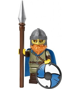 LEGO CMF Seri 20 71027 No:8 Viking