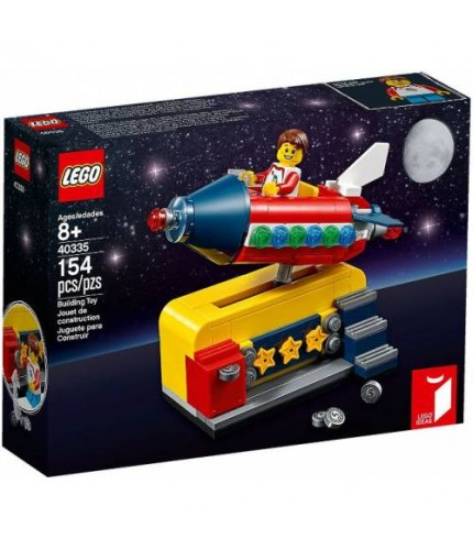 LEGO IDEAS 40335 Space Rocket Ride