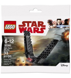 LEGO Star Wars 30380 Kylo Rens Shuttle Polybag