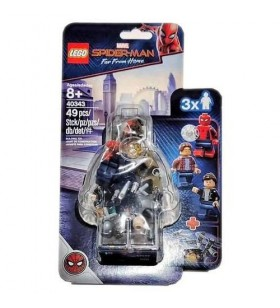 LEGO Super Heroes 40343 Spider-Man and the Museum Break-In