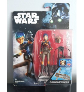 SABINE WREN - STAR WARS ROGUE ONE FİGÜR