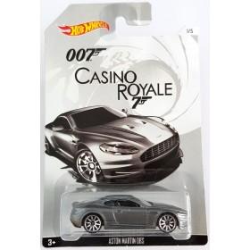 Hot Wheels 007 James Bond No 1 Aston Martin DBS