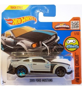 Hot Wheels 2005 Ford Mustang HW Digital Circuit