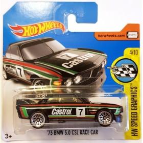 Hot Wheels 73 BMW 3.0 CLS Race Car HW Speed Graphics Siyah