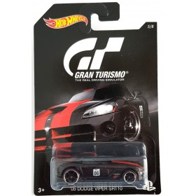 Hot Wheels Gran Turismo 05 Dodge Viper SRT 10
