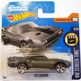 Hot Wheels Ice Charger HW Screen Time
