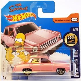 Hot Wheels Simpsons HW Screen Time
