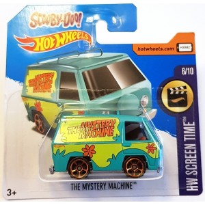 Hot Wheels The Mystery Machine HW Screen Time 2017