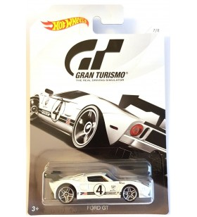 Hot Wheels Gran Turismo 2017 No.7 Ford GT