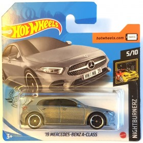Hot Wheels 19 Mercedes Benz A-Class 2019 Gri