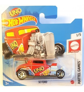 Hot Wheels 32 Ford Uno Mattel Games