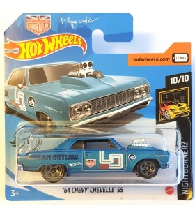 Hot Wheels 64 Chevy Chevelle SS Nightburners