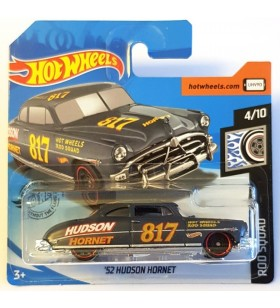 Hot Wheels 52 Hudson Hornet Rod Squad