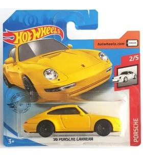 Hot Wheels 96 Porsche Carrera Porsche Series Sarı