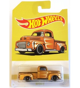 Hot Wheels 49 Ford F1 Truck Series