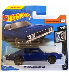 Hot Wheels 69 Dodge Charger 500 Rod Squad 2019