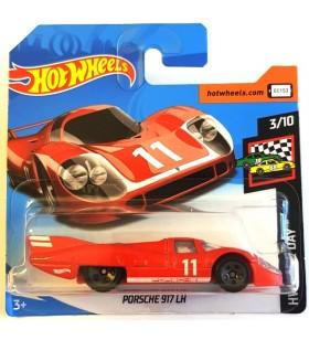 Hot Weels Porsche 917 LH HW Race Day Kırmızı