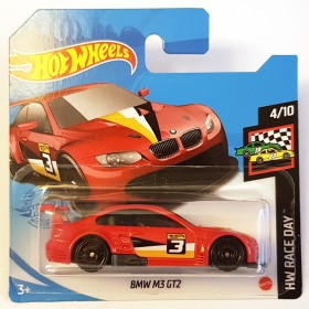 Hot Wheels BMW M3 GTI HW Race Day Kırmızı