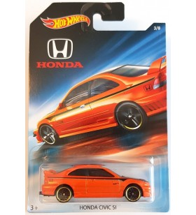 Hot Wheels Honda Civic SI Sedan Honda 2017 No5