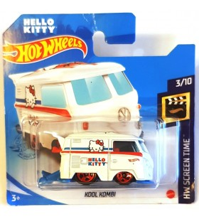 Hot Wheels Kool Kombi Hello Kitty HW Screen Time 2021
