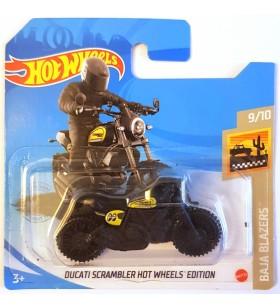 Hot Wheels Ducati Scrambler HW Edition Mooneyes