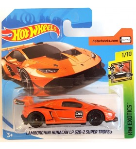 Hot Wheels Lamborghini Huracan LP620-2 2018 Beyaz