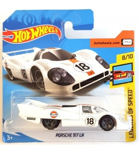 Hot Wheels Porsche 917 LH Legends of Speed 2018