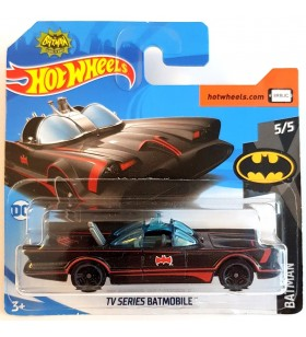 Hot Wheels TV Series Batmobile Batman 2018