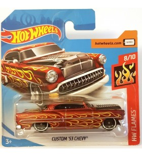 Hot Wheels Custom 53 Chevy HW Flames 2018