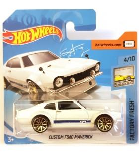 Hot Wheels Custom Ford Maverick Factory Fresh 2018