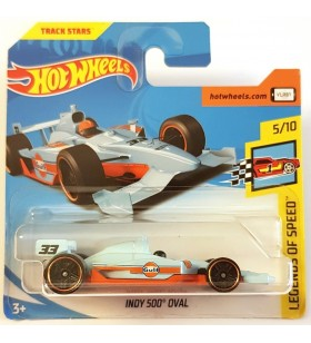 Hot Wheels Indy 500 Oval Legends of Speed 2018 Gulf
