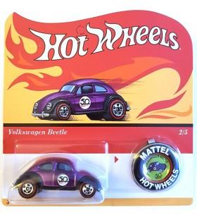 Hot Wheels Volswagen Beetle 50th Aniv. Originals Redline